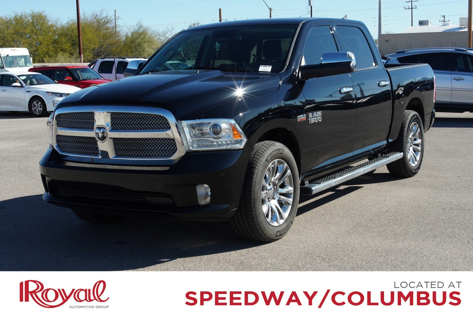 Pre-Owned 2014 Ram 1500 Longhorn Limited