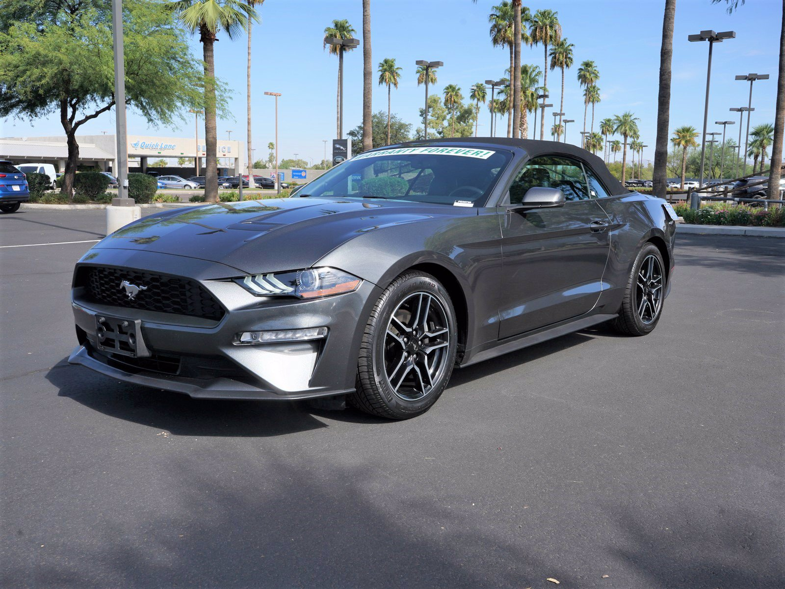 Preowned Ford Mustang