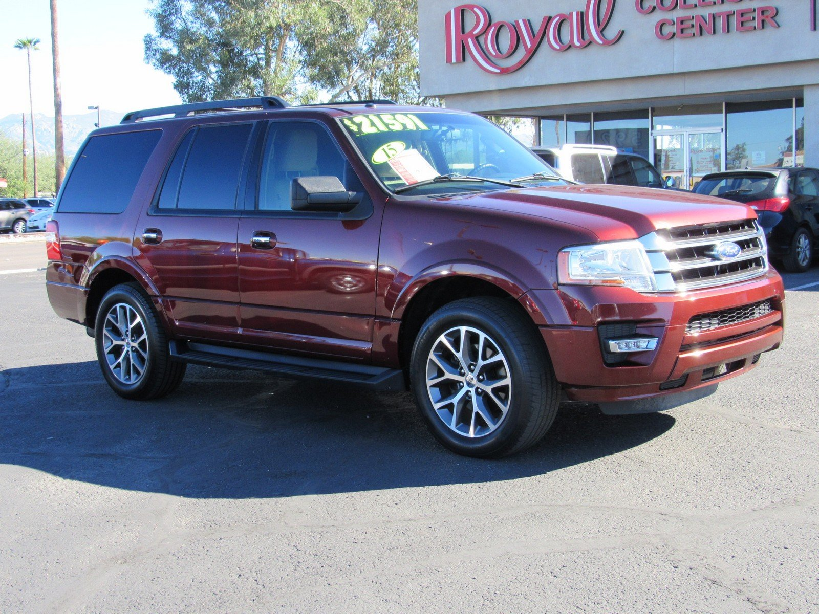 Pre owned 2015 ford expedition xlt