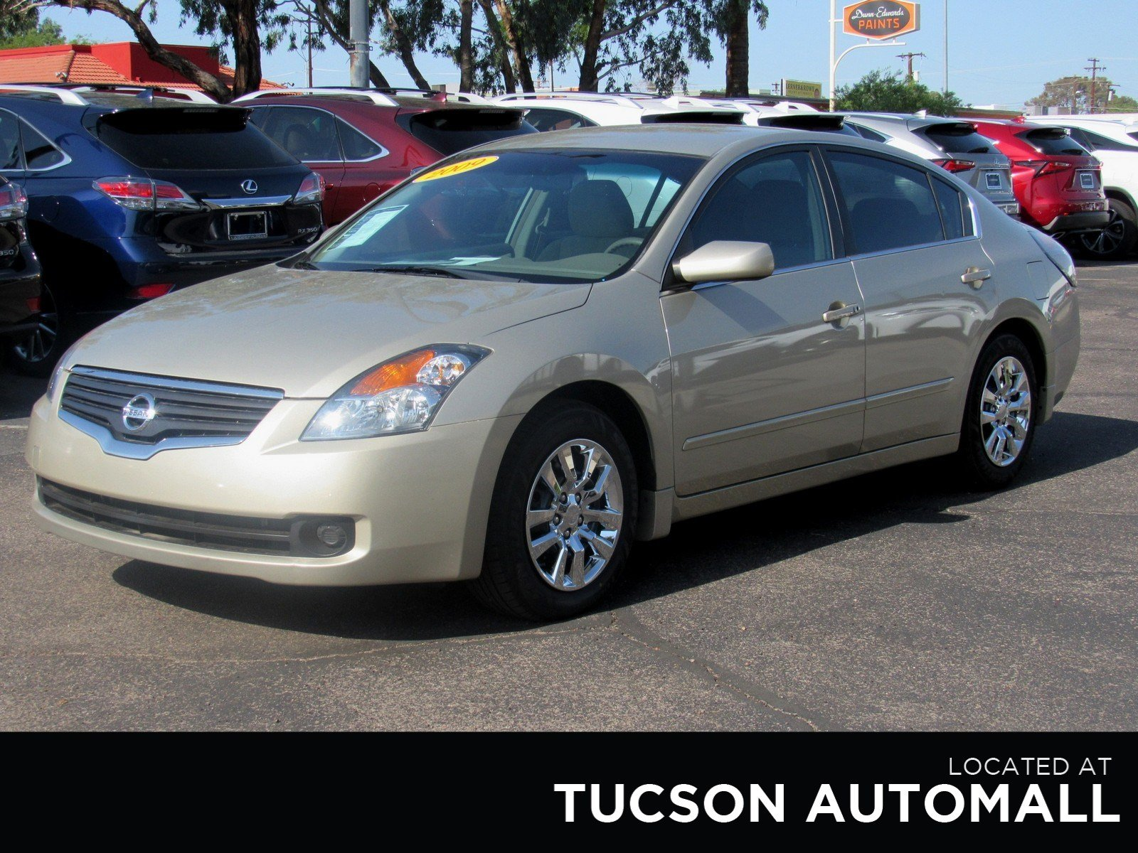 Pre Owned 2009 Nissan Altima 2 5 S 4dr Car in Tucson PO6865A