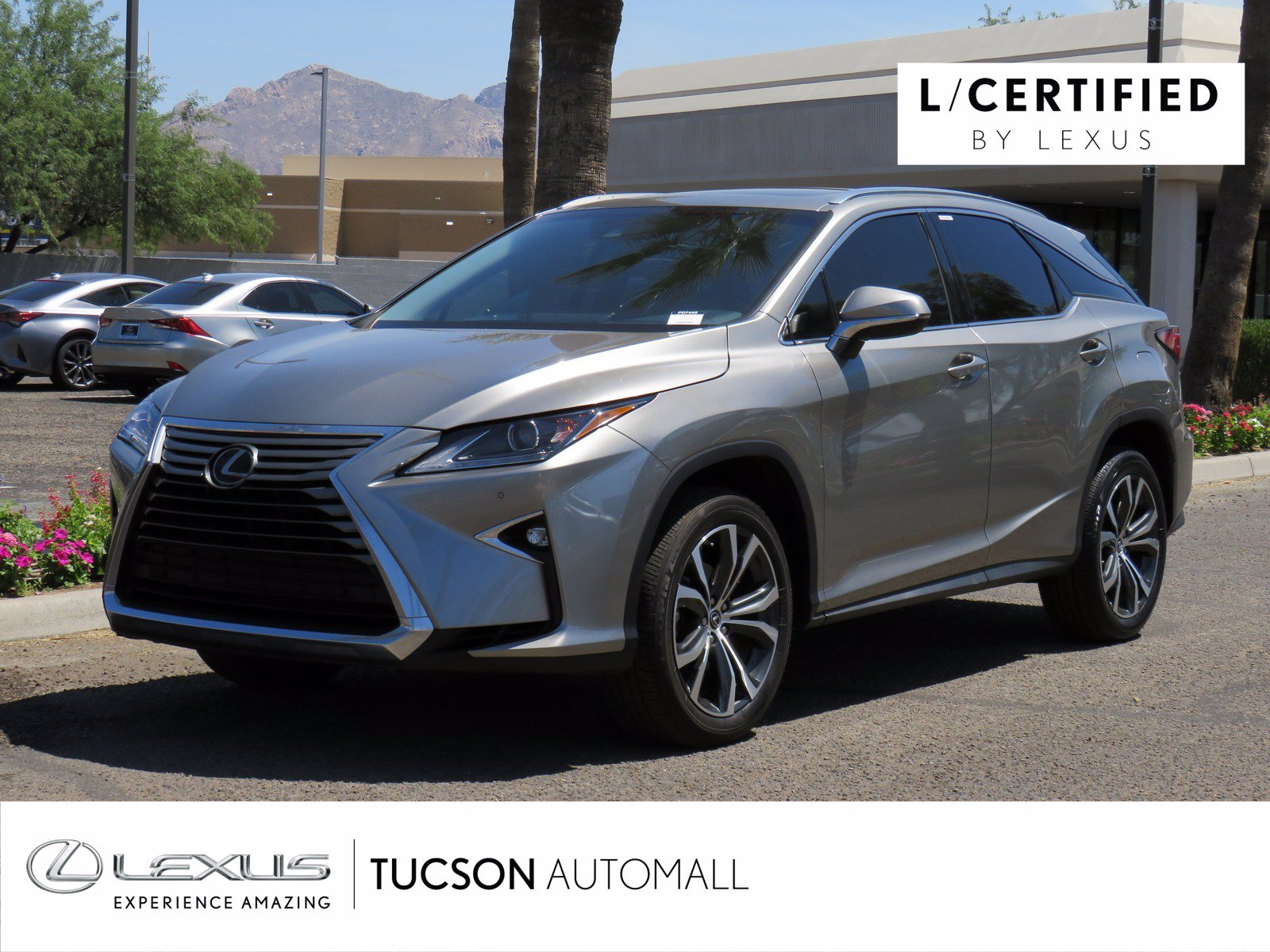 Certified Pre-Owned 2019 Lexus RX