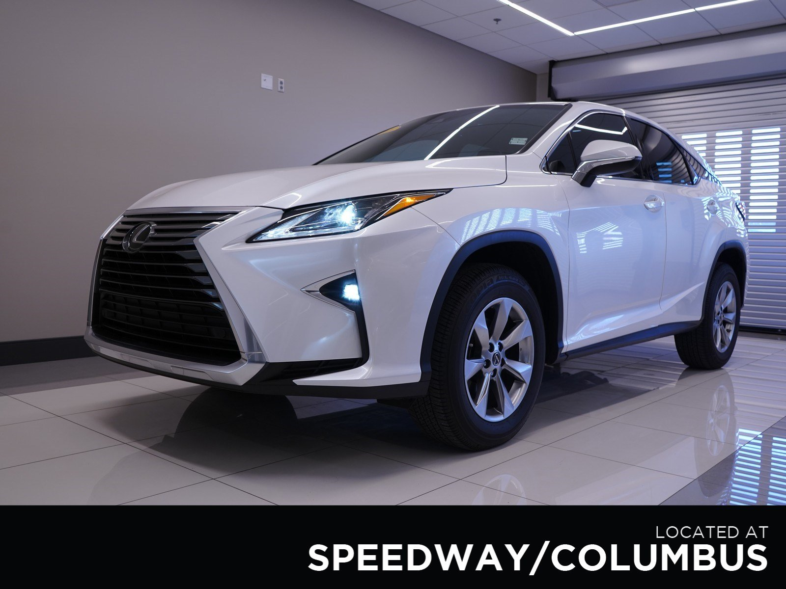 Lexus Certified Pre Owned >> Certified Pre Owned 2018 Lexus Rx 350 Fwd Sport Utility