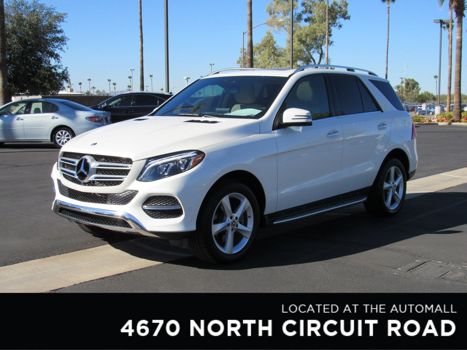 Pre Owned 2018 Mercedes Benz GLE 350 Sport Utility in Tucson