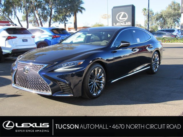 New 2019 Lexus LS 500 With Navigation
