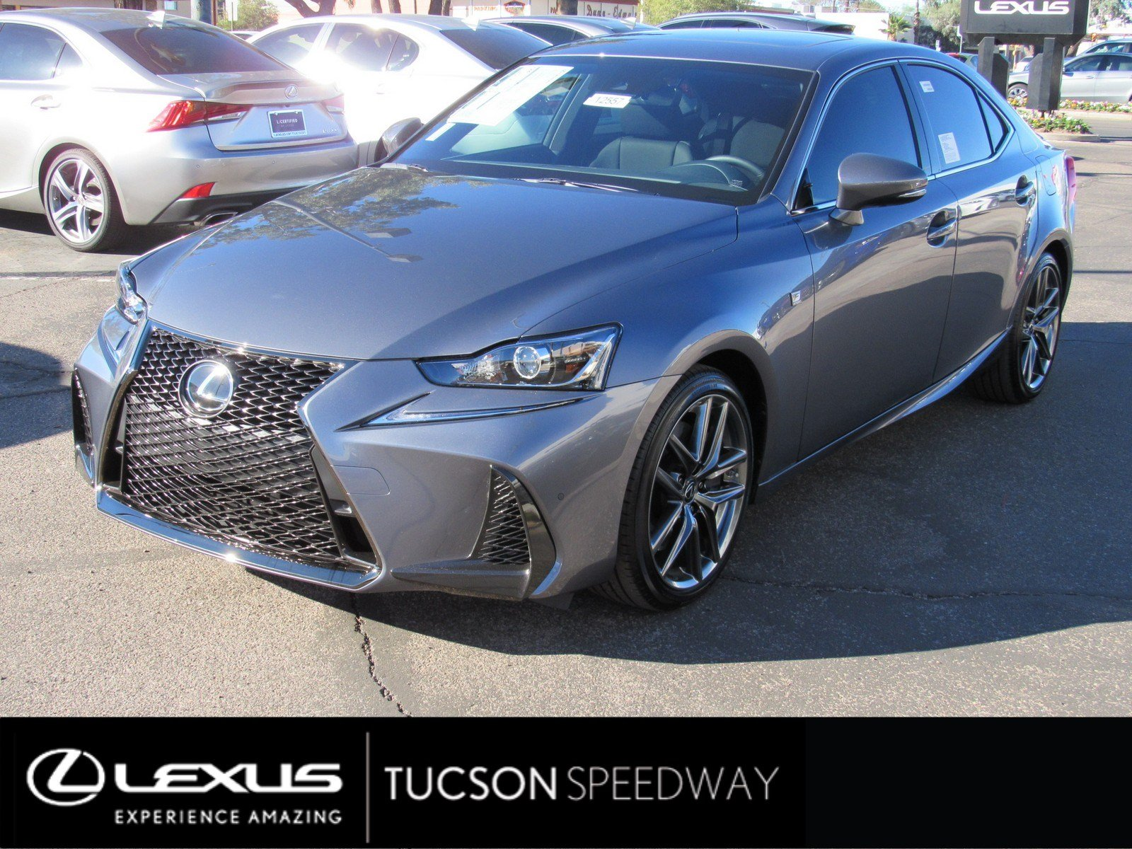 New 2019 Lexus IS 300 F SPORT 4dr Car in Tucson