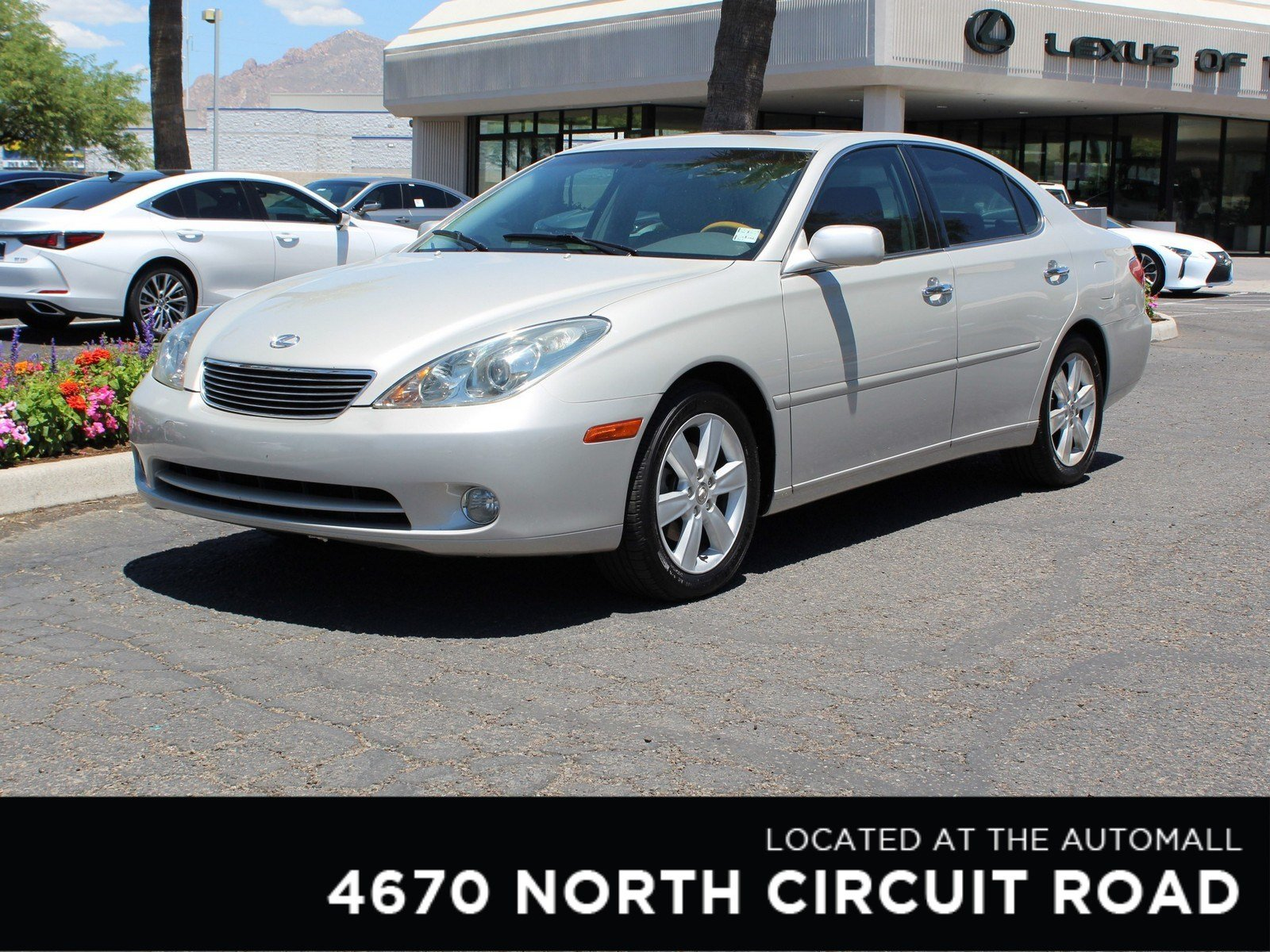 Pre-Owned 2006 Lexus ES 330 BASE