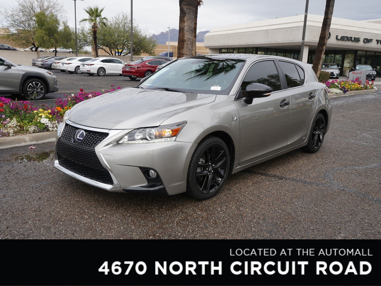 Certified Pre-Owned 2016 Lexus CT 200h Hybrid