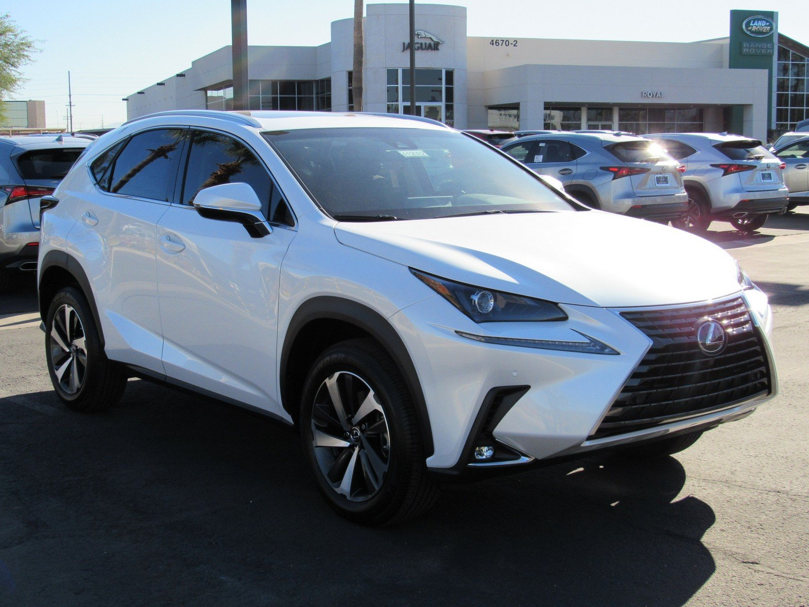 New 2019 Lexus NX 300 Sport Utility in Tucson #A12082 | Royal Automotive  Group