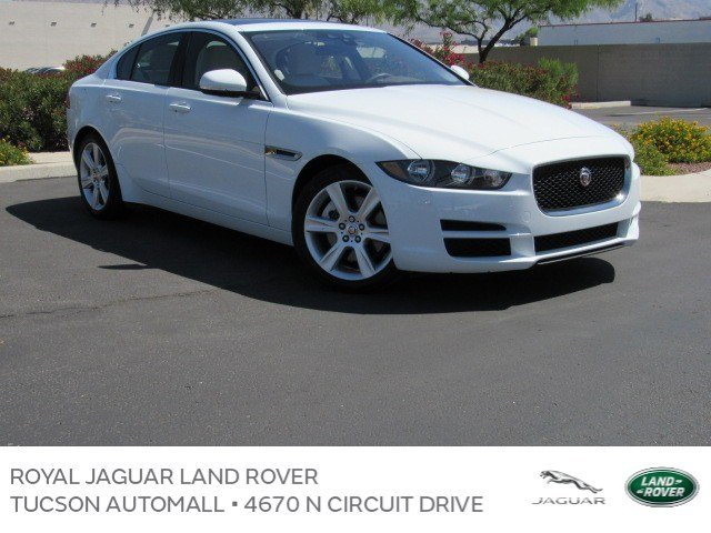 New 2018 Jaguar Xe 25t Premium Sedan In Tucson J2110 Royal