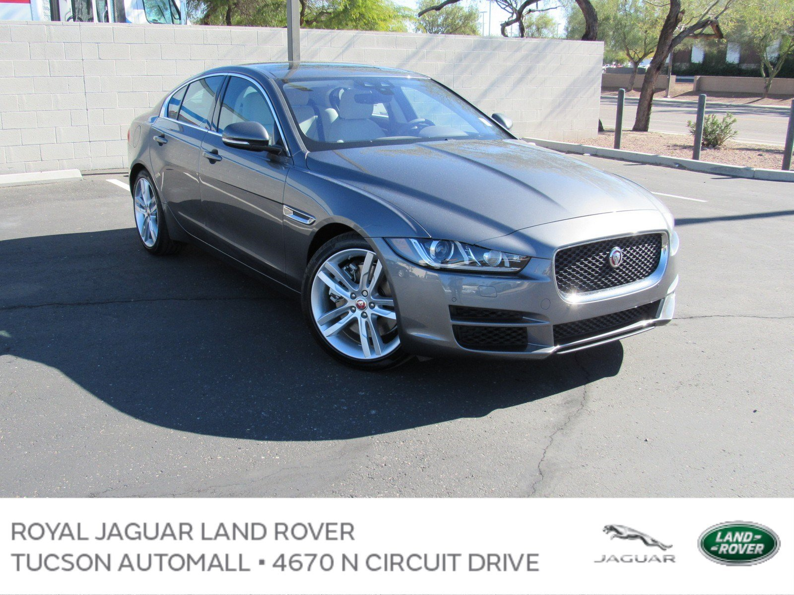 New 2019 Jaguar Xe 30t Premium Sedan In Tucson J2225 Royal