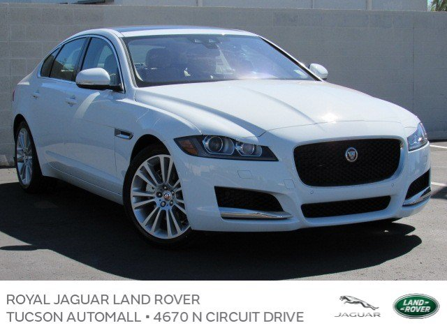 New 2018 Jaguar Xf 25t Prestige Sedan In Tucson J2120 Royal