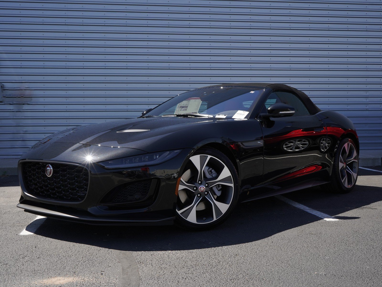 New 2021 Jaguar F-TYPE P300 First Edition