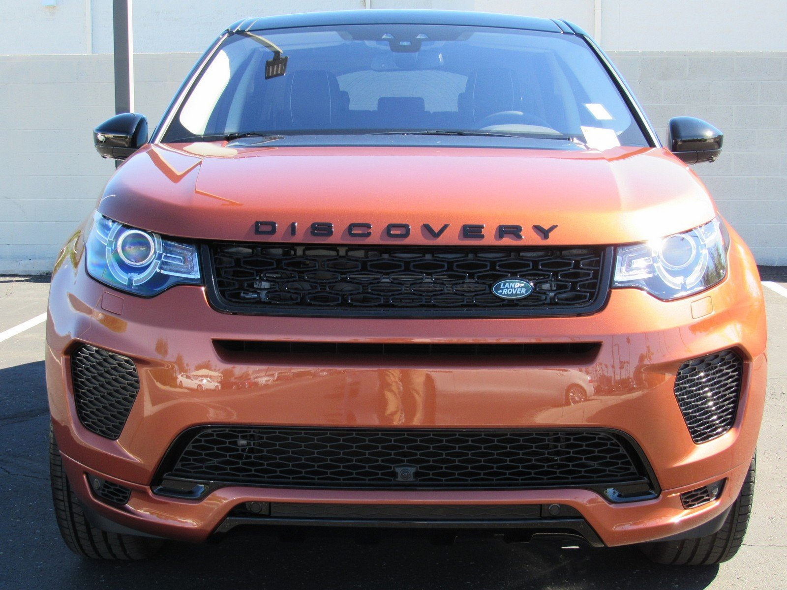 New 2019 Land Rover Discovery Sport Hse Utility In Tucson Install Backup Camera