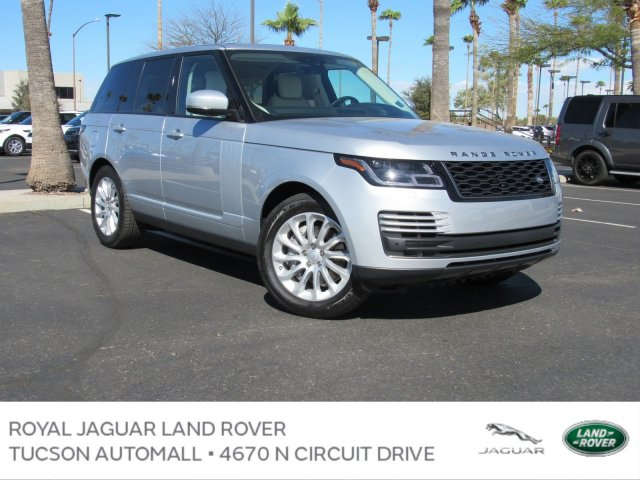 New 2019 Land Rover Range Rover 4WD