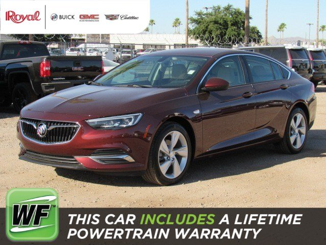 New 2018 Buick Regal Sportback Preferred Hatchback In Tucson B32140