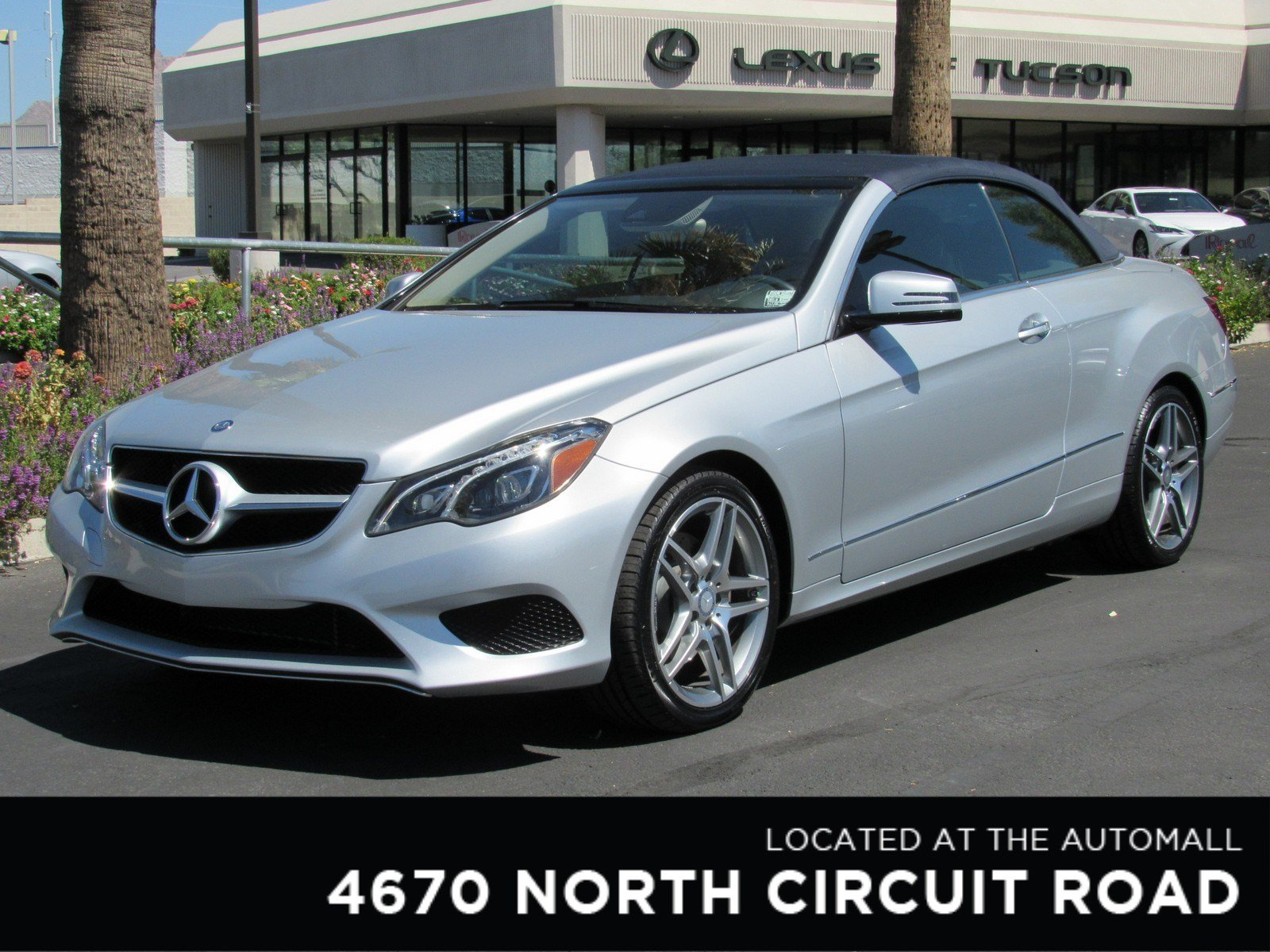 Pre Owned 2014 Mercedes Benz E Class E 350