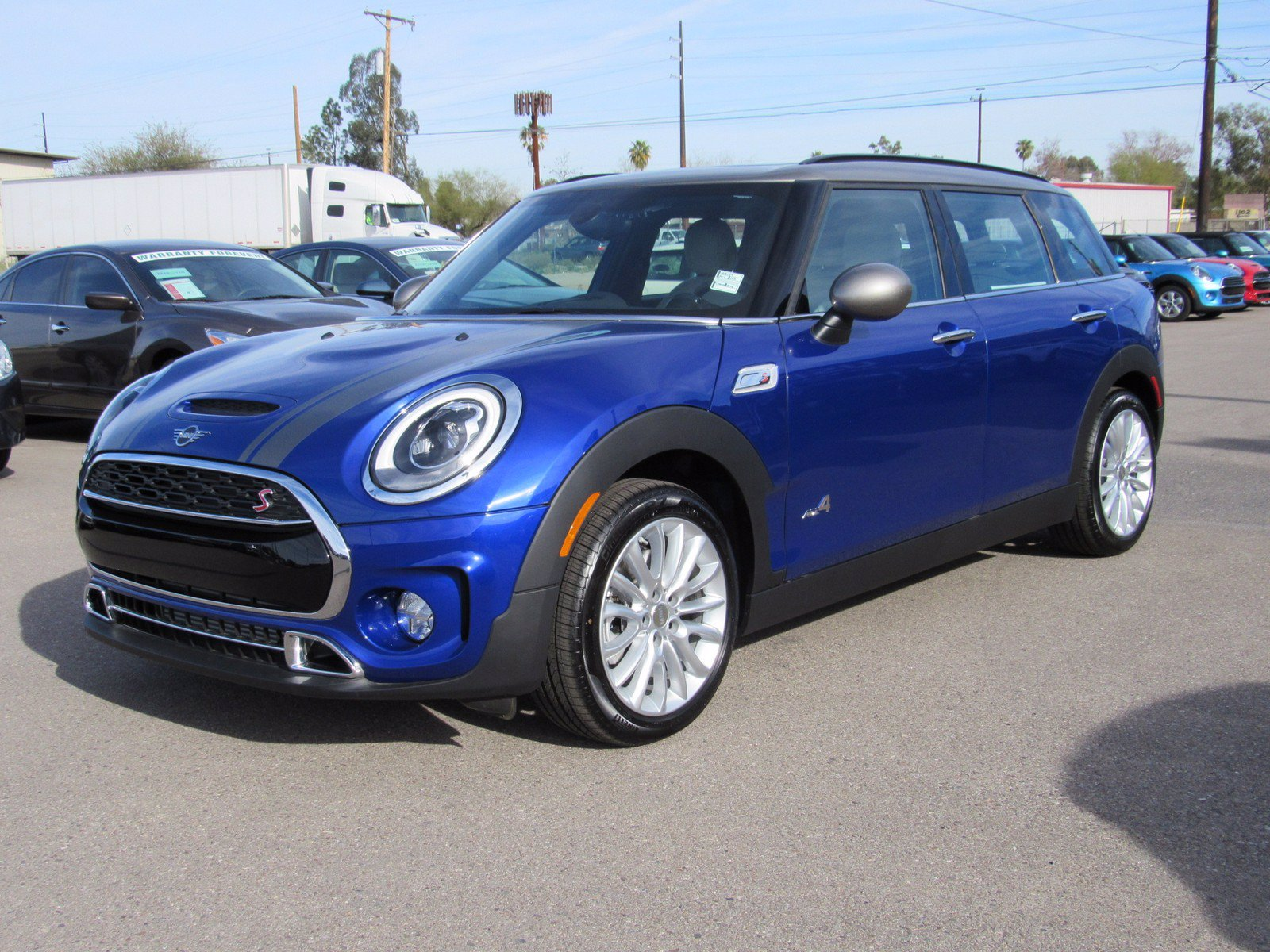 New 2019 MINI Clubman Cooper S