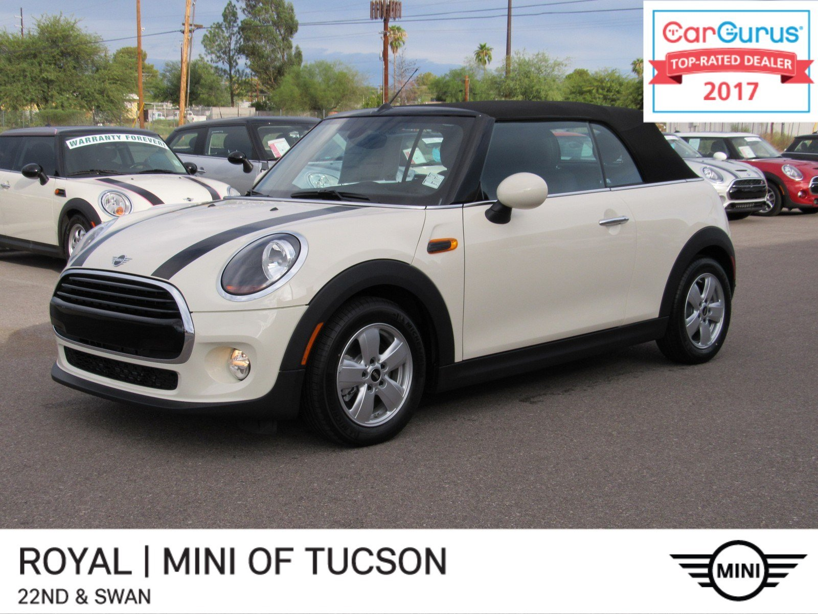 New 2019 MINI Convertible Cooper Convertible in Tucson M2094
