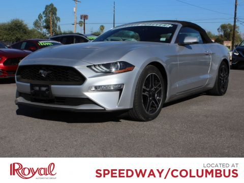 Pre-Owned 2018 Ford Mustang I4