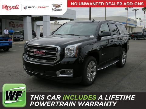 New 2020 GMC Yukon SLT Standard Edition