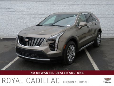 New 2020 Cadillac XT4 FWD Premium Luxury