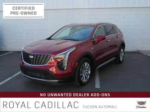 Certified Pre-Owned 2019 Cadillac XT4 FWD Premium Luxury