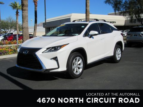 Certified Pre-Owned 2016 Lexus RX 350 NON NAV