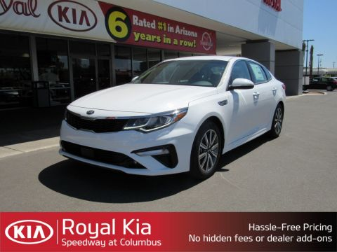 New 2020 Kia Optima EX Premium