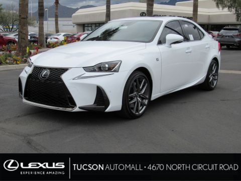 New 2019 Lexus IS 300 F SPORT