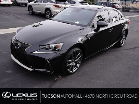 New 2020 Lexus IS 350 F SPORT