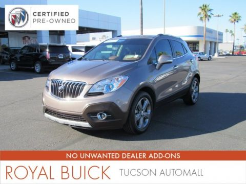 Certified Pre-Owned 2014 Buick Encore Premium