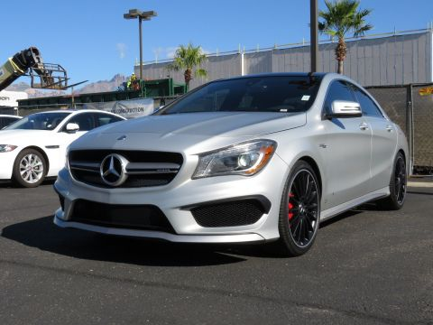Pre-Owned 2015 Mercedes-Benz CLA CLA 45 AMG®